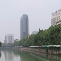Vue de Chengdu