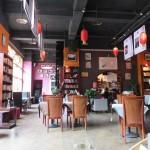 Café The Bookworm