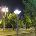 La nuit à Chengdu