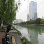 Chengdu - la rivière Jinjiang