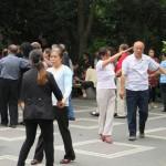 People's Park - Danseur(e)s