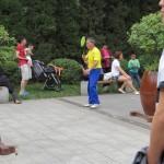 Sportif du People's Park