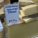 Adélaïde - Le fromage est cher ! 90 euros le kilo