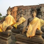 Temple Wat Yai Chai Mongkhon