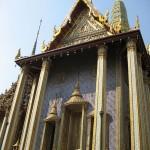 Grand palais - temple