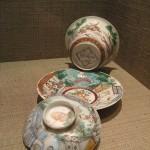 Maison de Jim Thompson - Porcelaine Benjarong