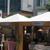 Bangkok - Marché de spécialités