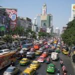 Taxis de Bangkok