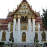Temple Wat Benjamabohitr en marbre de Carrare