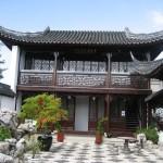 Dunedin - Le jardin chinois