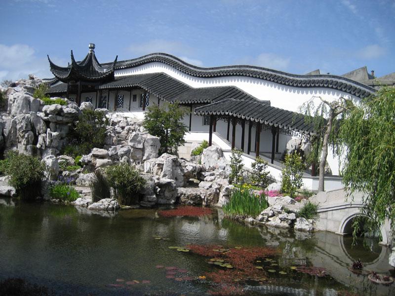 Dunedin l ecossaise explorer tous azimuts for Jardin chinois