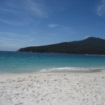 Freycinet - Plage de Wineglass