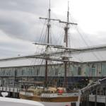 Hobart, le bateau May Queen