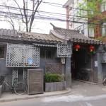 Pékin les hutongs