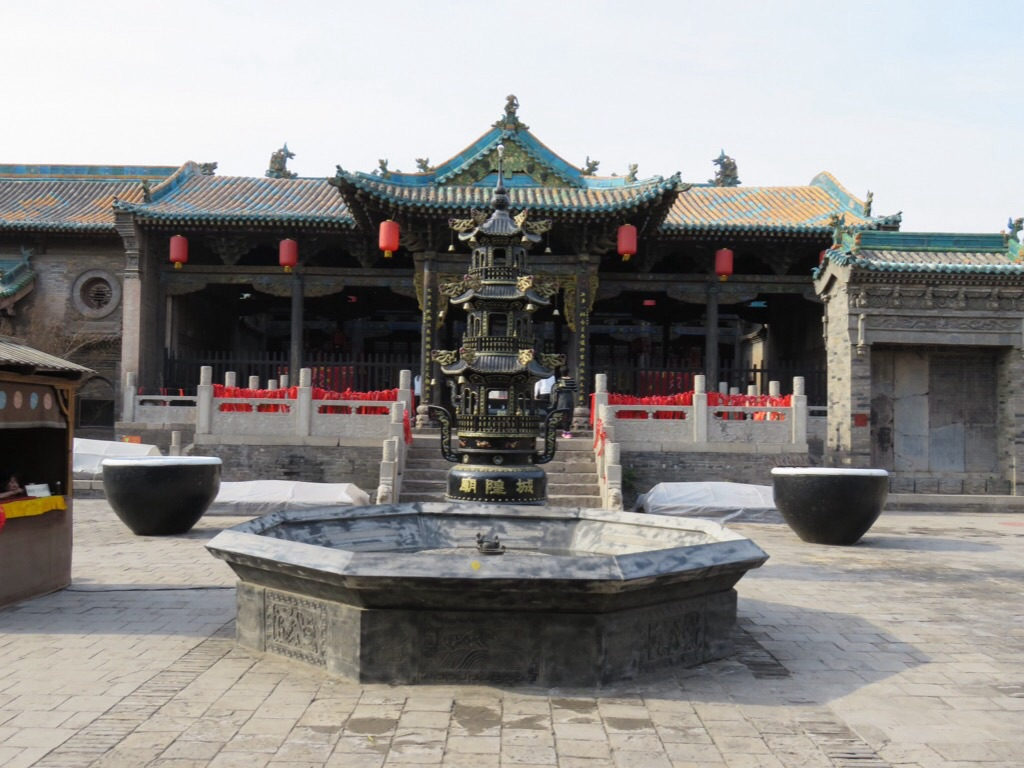 Temple Chenghuang