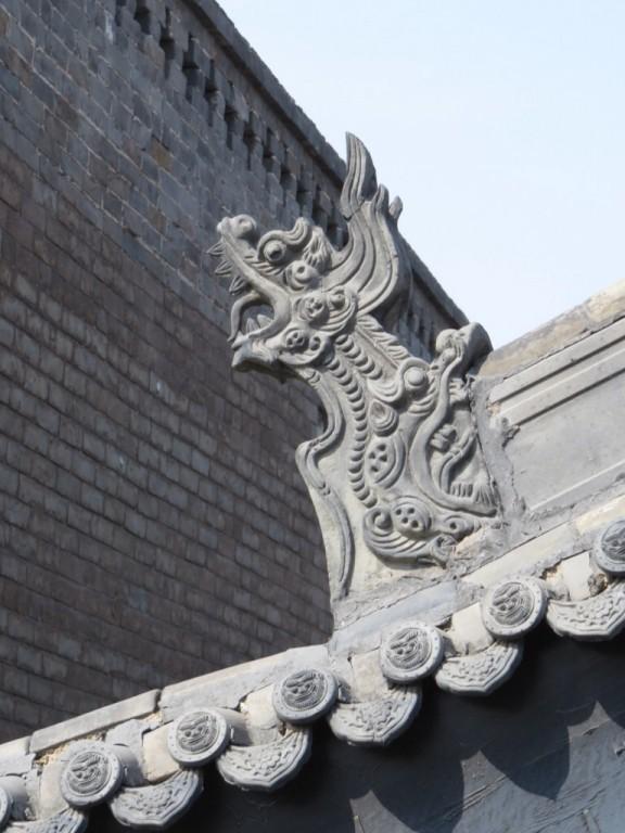 Temple Erlang, dragon