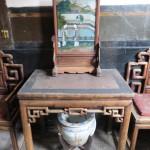 Pingyao, mobilier d'une maison