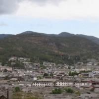 Vue sur Lijiang