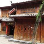 Lijiang, maison