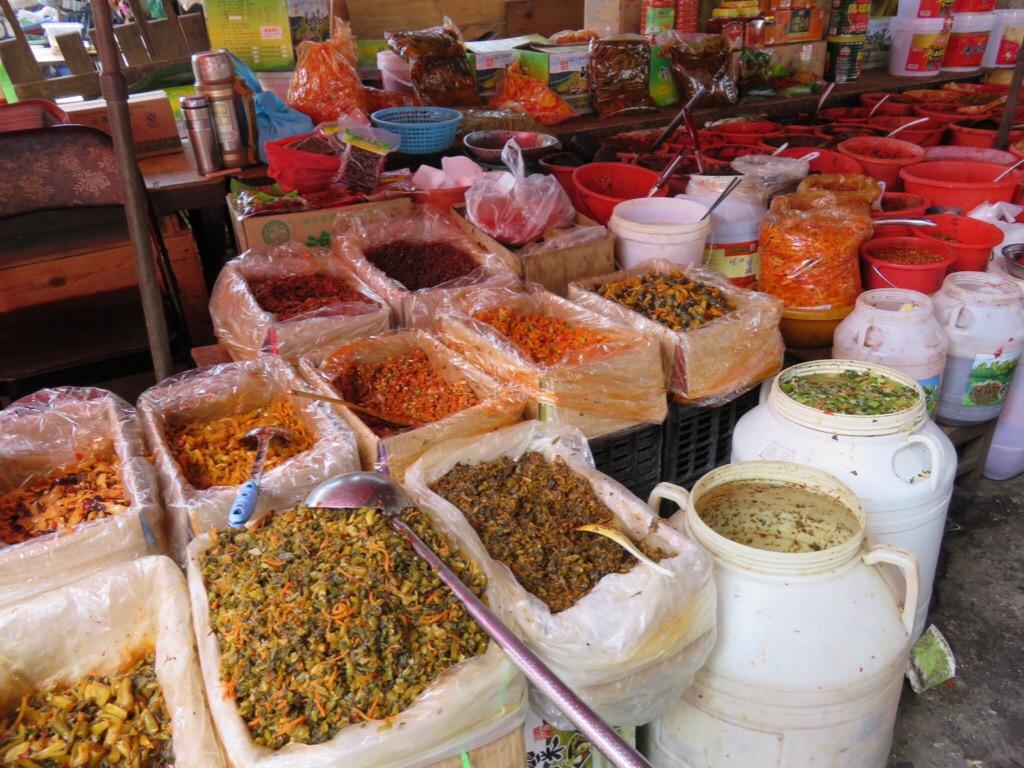 Dali, le marché