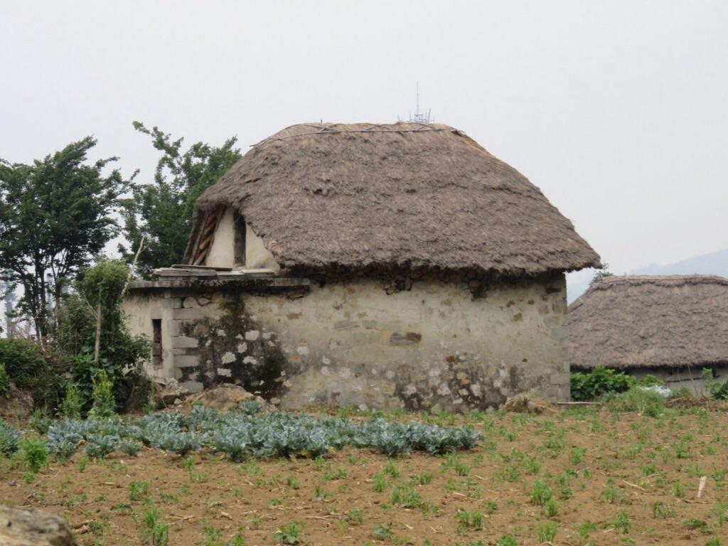 Maison traditionnelle Hani