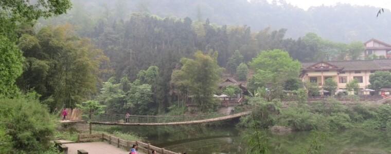 Paysage Mont Emei