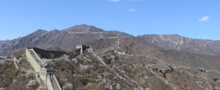 Mutianyu, la muraille