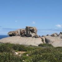 kangaroo Island - Vue sur Remarkable