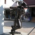 Un alien à Ko Samui