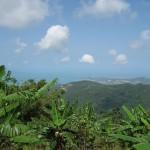 Vue en hauteur de Ko Samui