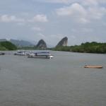 La rivière Krabi
