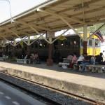 La gare de Lopburi