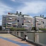 Melbourne - Docklands et ses bâtiments