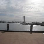 Melbourne - Le pont de Docklands