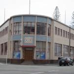 Napier - Un bâtiment