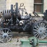 Oamaru - Une machine Steampunk