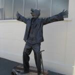 Oamaru - Sculpture