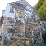 Fresque du Petit-Champlain