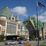La gare de Québec ville