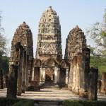 Temple Wat Sri Sawai