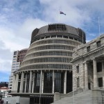 Wellington et son parlement