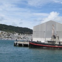 Wellington et son port