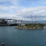 Wellington -Vue sur la baie