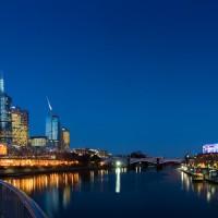 Melbourne de nuit