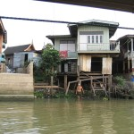 Maison en bord de rivière