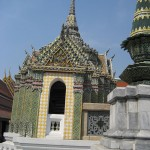 Grand palais - temple décoré de céramique