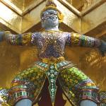 Grand palais - Yakshas, guerrier protecteur de la loi bouddhique