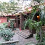 Maison de Jim Thompson - Cour arrière