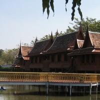 Bangkok - Palais du roi Rama V