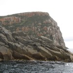 Bruny Island et ses falaises